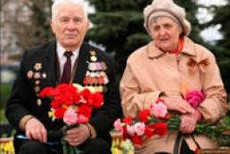 Azarov promised to support veterans' organizations