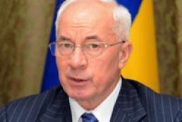 European integration is Ukraine's priority, Azarov assures