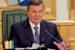 Yanukovych demands to fulfill all agreements with Russia