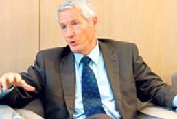 Jagland welcomes defamation bill not passed in Ukraine