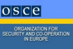Ukraine to preside in OSCE from January 15
