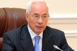 Azarov: Ukraine takes step to ensure its energy independence