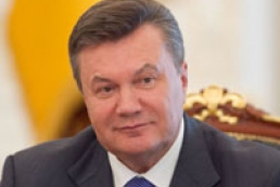 Yanukovych promises to develop alternative energy sources