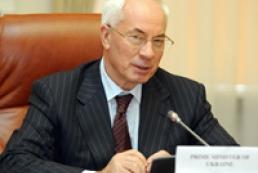 Azarov: In ten years Ukraine will depend on no one
