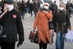Ukraine faces two waves of flu epidemic