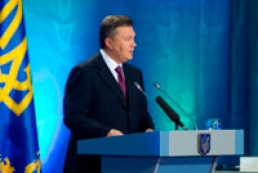 Yanukovych: Promotion of healthy lifestyle is priority