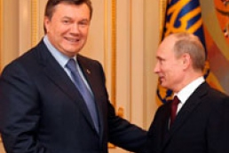 Yanukovych, Putin to talk about gas, border, space