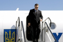 Yanukovych arrived in Moscow