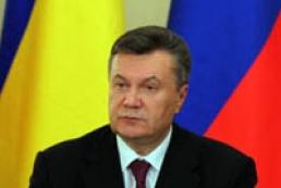 Ukraine, Russia manage to delimit sea, Yanukovych believes