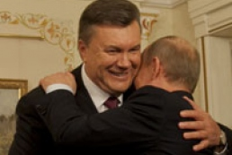 Yanukovych, Putin to talk about gas in November