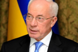 Azarov: Domestic internal turnover growing third year in row
