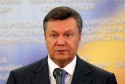 Yanukovych: Reform of local self-government should ensure regional development