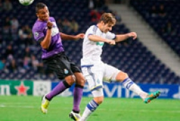 Porto defeats Dynamo Kyiv 3-2 in Champions League group stage