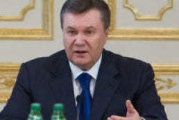 Yanukovych does not rule out staff turnover in regions after elections
