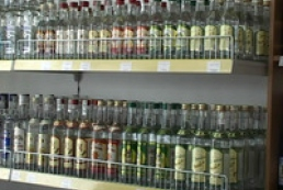 Taxmen seized nearly three million bottles of alcohol