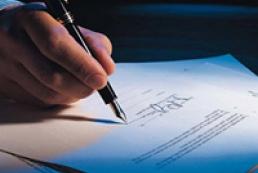 Stavytsky: Ukraine and Japan signed treaties worth nearly four billion UAH