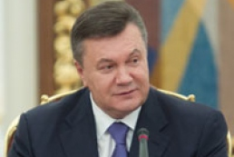 Yanukovych promises to do everything to buy cheaper gas