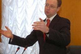 Yatseniuk voted only after correction mistakes in data