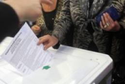 FM: Ukrainians voted at 100 foreign polling stations out of 116 as of 5 pm