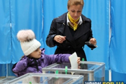 Even half of Ukrainians did not vote as of 4 pm