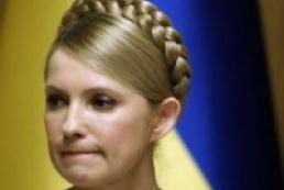 Tymoshenko voted in hospital