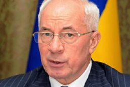 Azarov called opponents to work together with PR