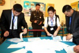 CIS-EMO observers recognized elections as democratic