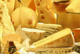 Russia rejects 15 lots of Ukrainian cheese