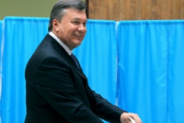 Yanukovych: Elections in Ukraine passed well technically