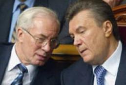 Azarov: Ukrainians supported President's course