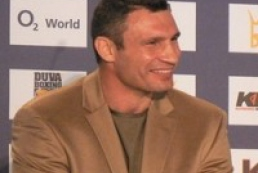Klitschko promises not to fight in Parliament