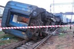 Yanukovych demands to investigate into derailment of train in Zaporizhia