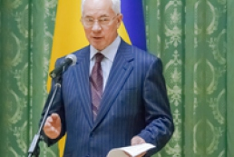 Azarov regrets opposition unwilling cooperate with power