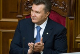Yanukovych: New parliament can work without five MPs