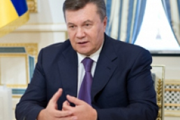 Yanukovych sees potential for development of economic relations with Cyprus