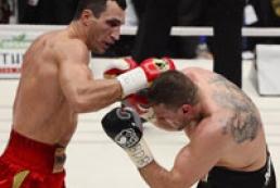 Klitschko defended his titles