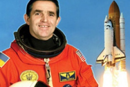 First Ukrainian spaceman went into space 15 years ago