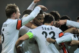 Shakhtar in Champions League 1/8 finals