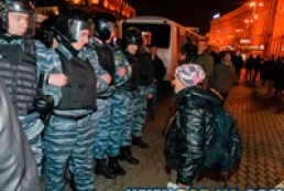 Police explain why activists detained on Maidan