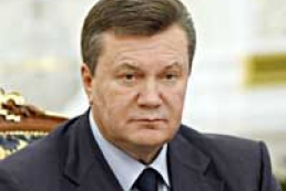 Yanukovych: Ukraine to reduce Russian gas purchases in 2013