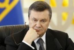 Yanukovych thinks how to deliver Qatari gas to Ukraine