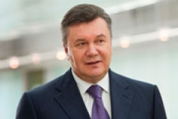 Yanukovych signed law on biometric passports