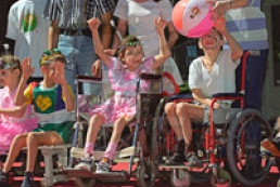 Disabled children told how to improve life in capital