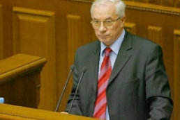 Azarov hopes new Parliament to advance national interests