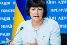 Akimova explains why Interior Ministry needs extra money
