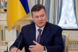 Yanukovych: Cabinet's composition will depend on majority in Parliament