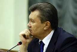 Yanukovych: Russia loses Ukraine by preserving high gas prices