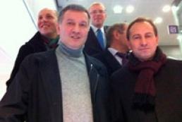 Avakov returns to Ukraine