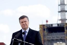 Yanukovych thanks liquidators of the Chernobyl disaster for saved future