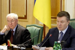 Azarov to try not to let Yanukovych down
